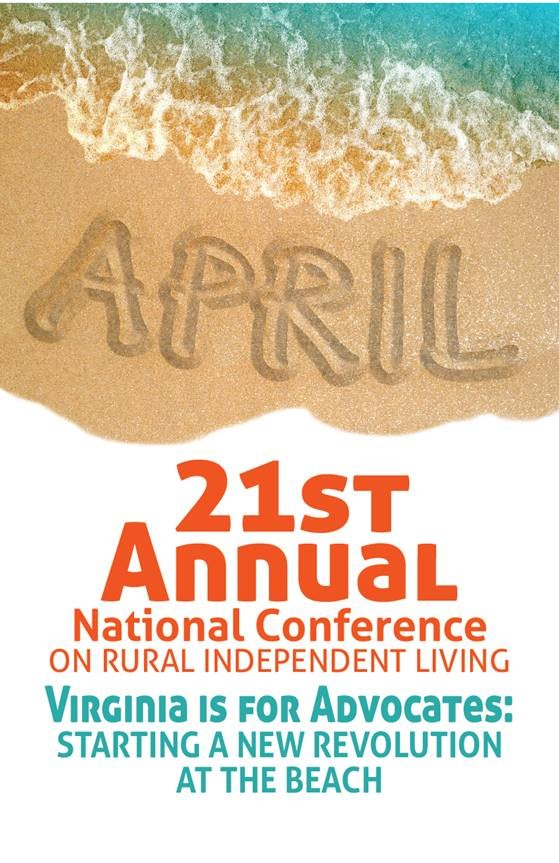 Virginia is For Advocates starting a new revolution at the beach APRIL 21st Annual Conference
