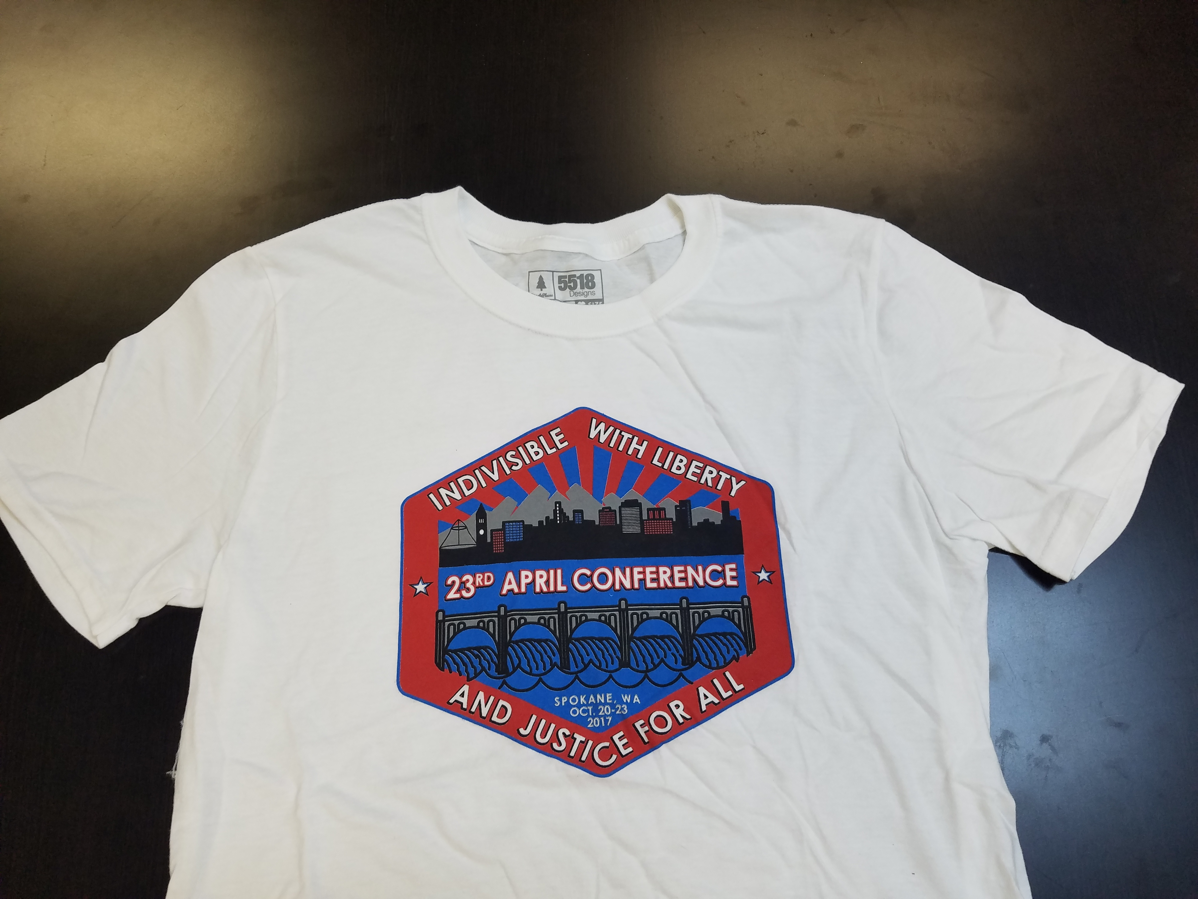 2017 Conference Tee