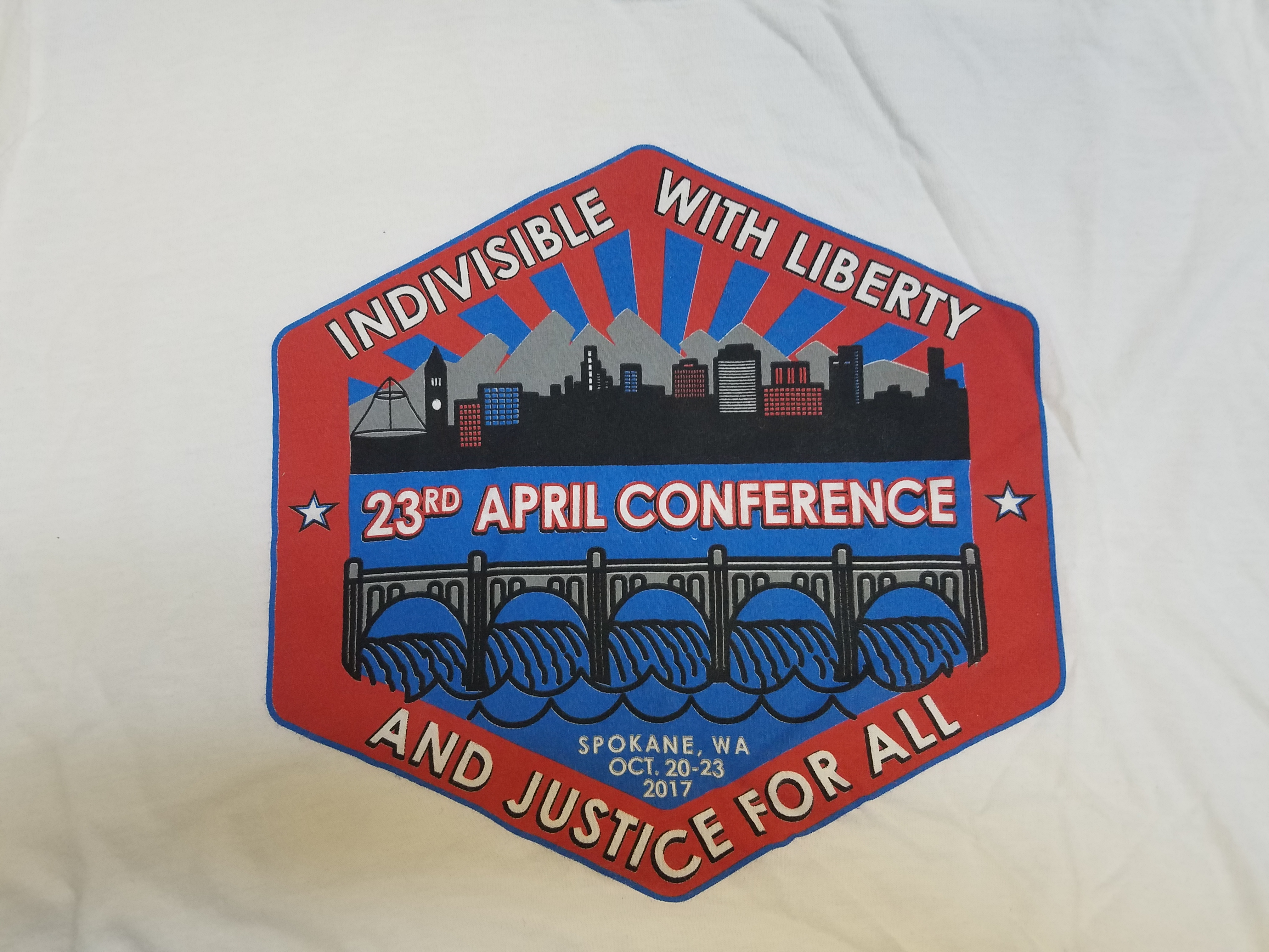 2017 Conference T logo